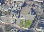 Kita mit großem Dachgarten für Coens-Galerie geplant