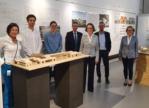 """Auszeichnung fünf junger Preisträger der TU Darmstadt zur Masterthesis """"Feldlabor"""" im Rheinischen Revier"""